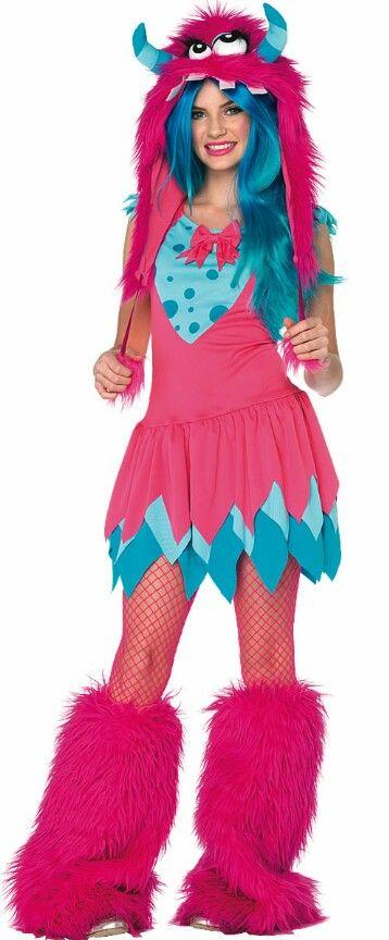 44 best Halloween images on Pinterest Costume ideas, Carnivals and - halloween costume girl ideas