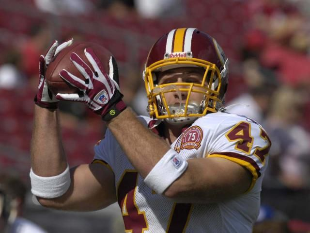 Redskins Pictures - Photos of the Washington Redskins: Chris Cooley - Redskins Tight End
