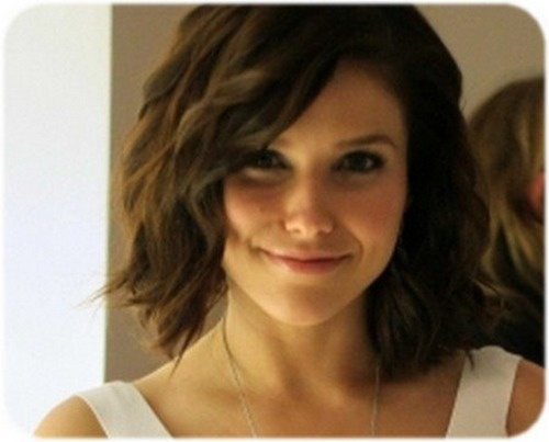 Sophia Bush - one of my favorite hairstyles of all time from #onetreehill