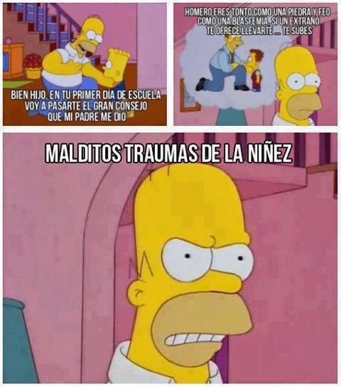 El Consejo de Homero Simpson...