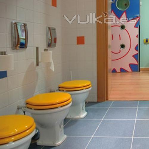 baños infantiles para guarderias EN COLOMBIA - Buscar con ...