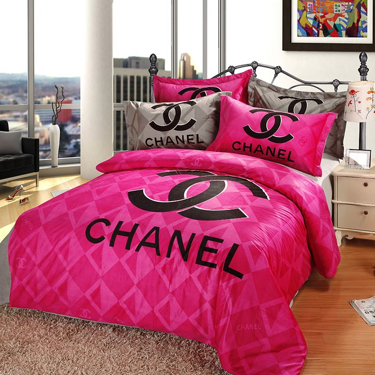 17 best ideas about chanel bedding on pinterest | chanel room