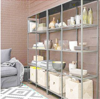 Vittsjö Shelving unit - IKEA - contemporary - storage units and cabinets - by IKEA