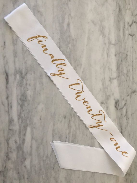 Make the guest of honor feel special! Great for photos! This is a quality sash…