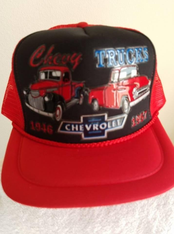 Chevy Trucks aef297958e41