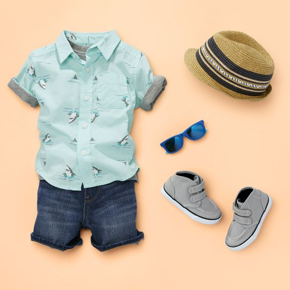 Toddler & Baby Boy Outfits | The Children's Place CA | $10 Off*