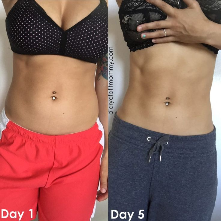 Before and after juicing detox. She shares her recipes to lose weight, reduce bloating, and raise your metabolism.