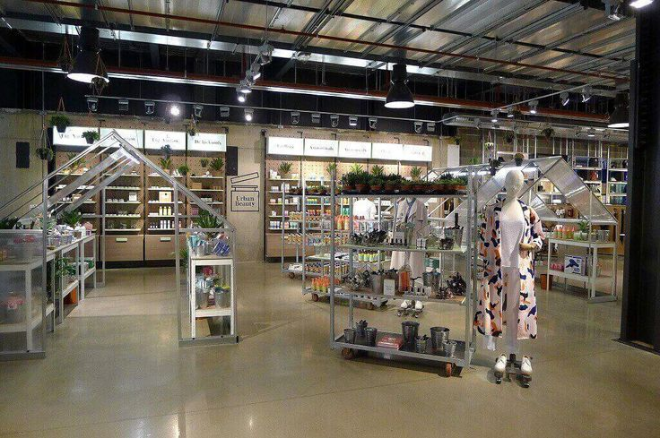 URBAN OUTFITTERS LAUNCHES URBAN BEAUTY POP-UP SHOP AT WESTFIELD #best #creative #design #retail #popupshop #popupstore #commerce  #shopping #fashion #style http://fb.me/1Z02daP4c