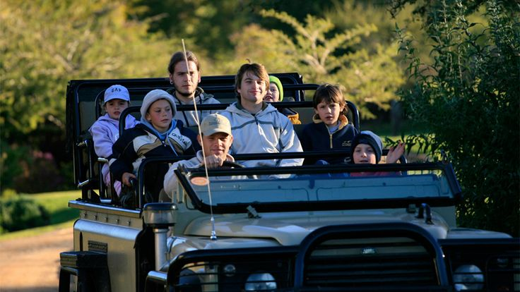 Family fun at Bushmans Kloof Wilderness Reserve and Wellness Retreat