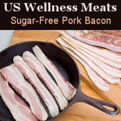 US Wellness Meats, Sugar-Free Pork Bacon