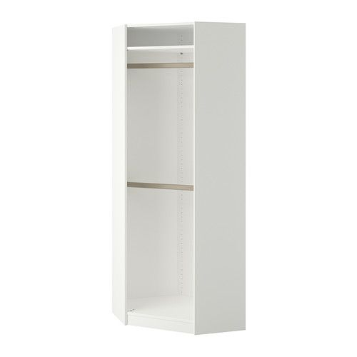PAX Corner section frame IKEA 10-year Limited Warranty. Read about the terms in the Limited Warranty brochure.