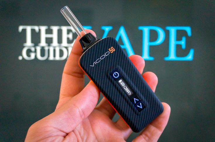 I was amazed by the amount of vapor I was able to produce with the Atmos Vicod 5G. Even with short (2-4 seconds) draws. Read full review.