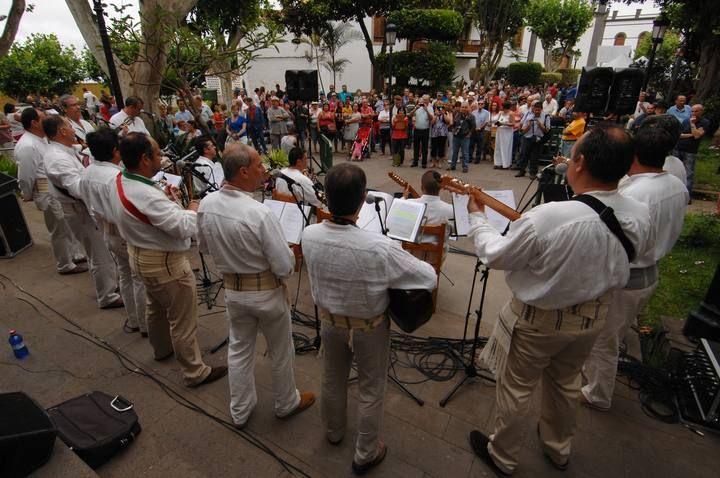 Fiesta del Berro en Firgas