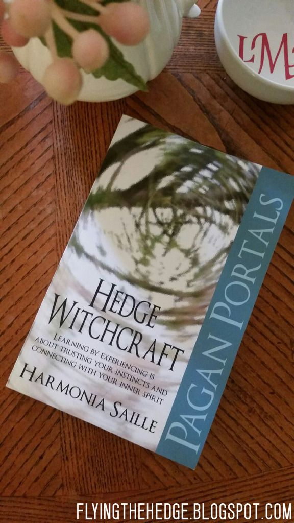 Book Review: Hedge Witchcraft by Harmonia Saille