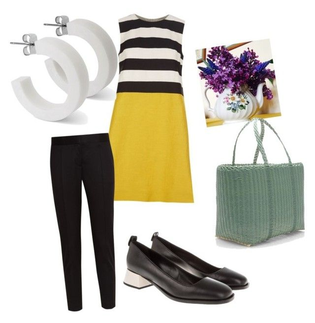 """Get the Tea"" by fishpinochio on Polyvore featuring MaxMara, STELLA McCARTNEY and J.Crew"