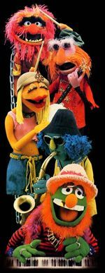 : watched the Muppet Movie last weekend.  LOVE.