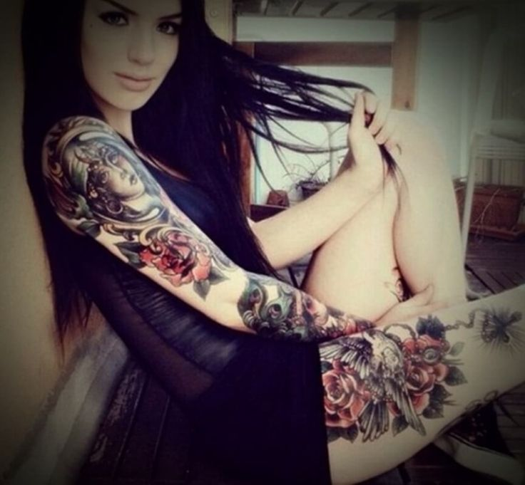 Let's get more #Stylish with #trending #tattoos in #India #BeautyUnfold #Lifeunfold