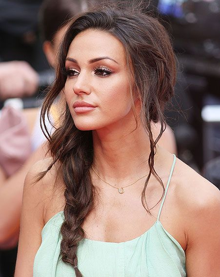 Experts believe Michelle Keegan could have had lip fillers for her wedding day [Wenn]