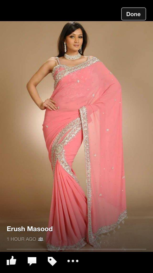 Mejores 121 imágenes de Sarees en Pinterest   Ropa india, Moda india ...