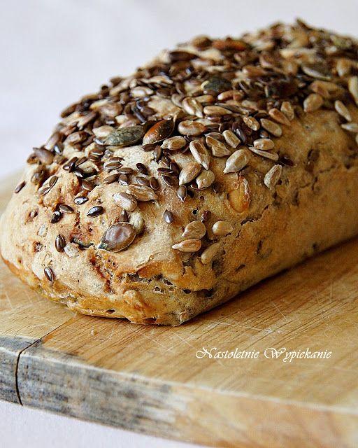 Nastoletnie Wypiekanie: Chleb orkiszowo- żytni wieloziarnisty