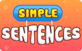 WOW! What a great resource! This site has tons of videos and games like this one to practice making sentences.
