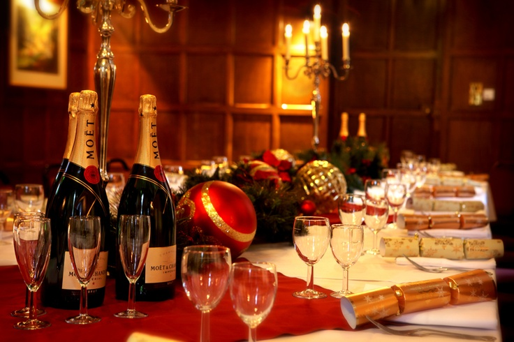 Christmas in the Oak room