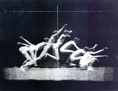 Eadweard Muybridge via flickr