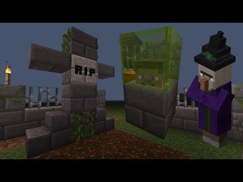Minecraft How To Make 6 Halloween Decorations Halloween Special