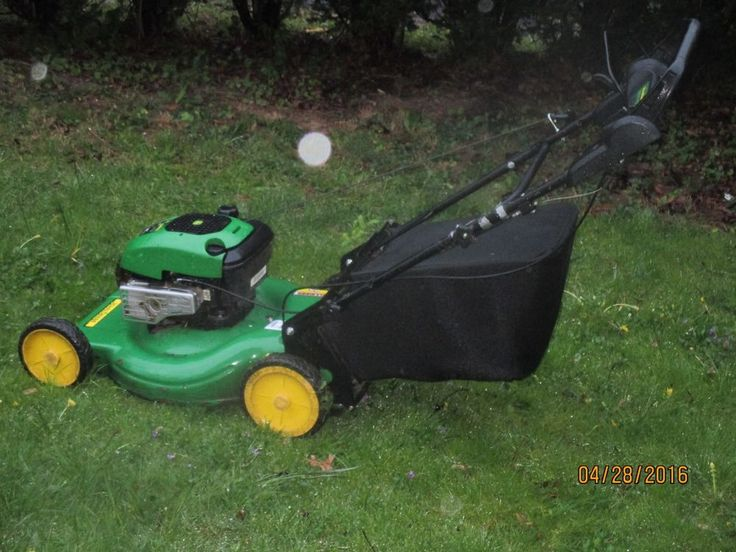 JOHN DEERE SELF PROPELLED MOWER JS36