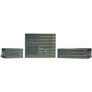 Cisco Catalyst WS-C2960-24PC-L Ethernet Switch with PoE