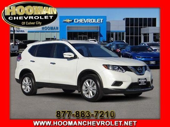 Sport Utility, 2016 Nissan Rogue SV with 4 Door in Culver City, CA (90230)