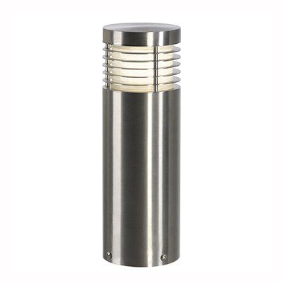 Outdoor Bollard Lighting Fixtures 21 best outdoor lighting images on pinterest outdoor lighting sleek and gleaming the vap slim small outdoor bollard is clean lined contemporary lighting design sure to enhance your outdoor spaces workwithnaturefo
