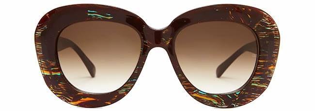"""And here it is. The stunning Oliver Goldsmith Sunglasses """"NORUM"""" sunglasses in fusion! Wouldn't you want this frame for yourself? #OG #CG #ebo #eyewearbyolga #UK #madeintheUK #london #handmade #style #eyewear #eyecandy #kaleidoscope #fashion #icons #mycglife #olivergoldsmith #norum #colour #fusion #stunning #classic #stylish #lef #luxury #lunettes #gafas #shades #sunglass #sunnie #frames #sunglasses #swag #dame #bawse #glasses @Oliver Goldsmith & Claire Goldsmith Eyewear"""