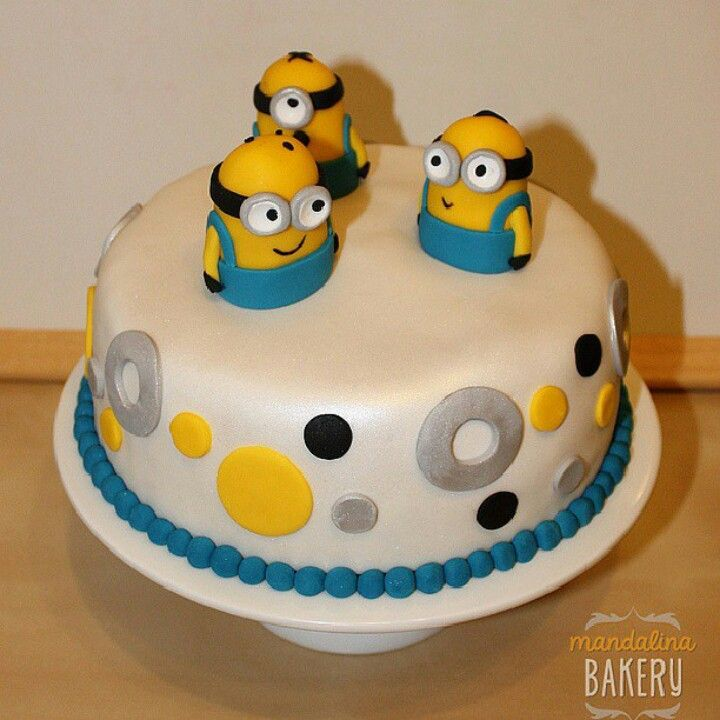 152 Best Images About Despicable Me Party On Pinterest