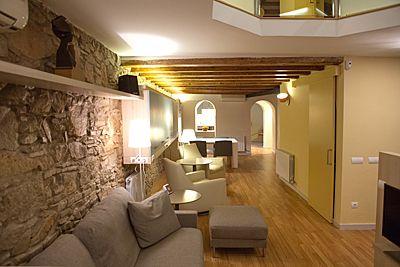 Ideas de #Casas de #Comedor, #Sala de la TV, #Salon, estilo #Mediterraneo diseñado por Àngels Hidalgo Decorador con #Instrumentos #Sofas  #CajonDeIdeas
