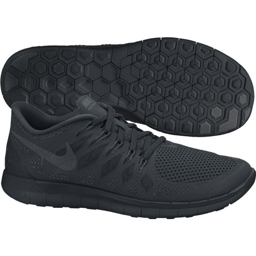 watch 6180f 9104a ... Nike Mens Free 5.0 Running Shoes Black 642198 020 My Style Pinterest  Running shoes, ...