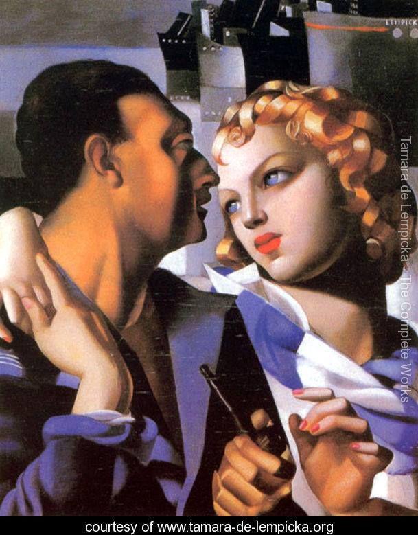 Idyll, 1931 - Tamara de Lempicka  5/5/14