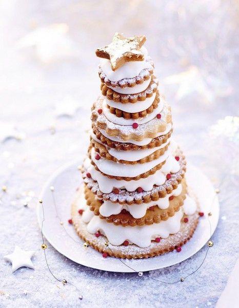 Comment improvise-t-on des desserts spectaculaires sans avoir recours au pâtissier ? Rien de plus simple, prenez un bon vieux morceau d'anthologie, et montez le volume ! http://www.elle.fr/Noel/Cuisine/Dossiers-Noel/Bluffer-avec-des-desserts-de-fete