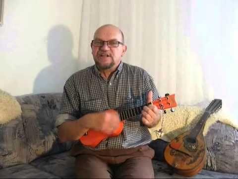 Uke Milan - ŠVESTKOVÝ KNEDLÍKY - ukulele+harmon