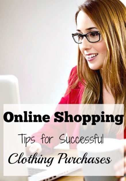 Do you buy clothes online?  Here are some tips to make help you make your online shopping experience successful! http://frametofreedom.com/online-shopping-tips/