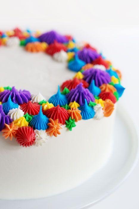 1000+ ideas about Buttercream Cake on Pinterest ...