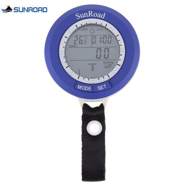 SUNROAD SR204 Multifunctional Digital Fishing Barometer Thermometer Altimeter Weather Forecast Countdown Timer #>=#>=#>=#>=#> Click on the pin to check out discount price, color, size, shipping, etc. Save and like it!