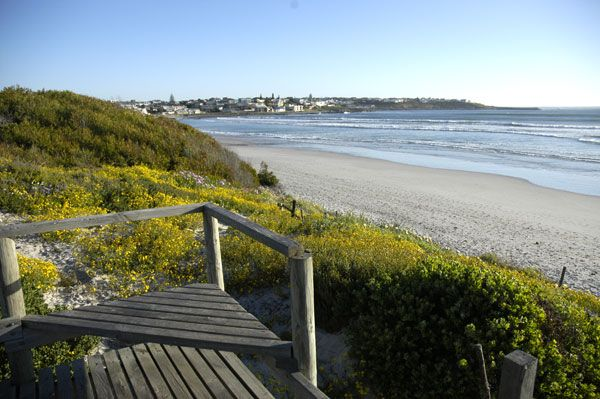 Yzerfontein, South Africa (photo: Lanalou Style)