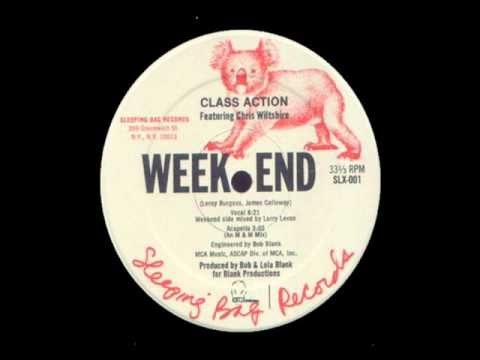 Class Action -  Weekend  (Extended Version 1983)