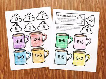 Kindergarten Homework with Weekly Family Games - Editable - 3rd Quarter
