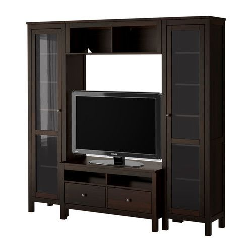 hemnes tv m bel kombination ikea ikea home pinterest tv m bel hemnes und kombination. Black Bedroom Furniture Sets. Home Design Ideas