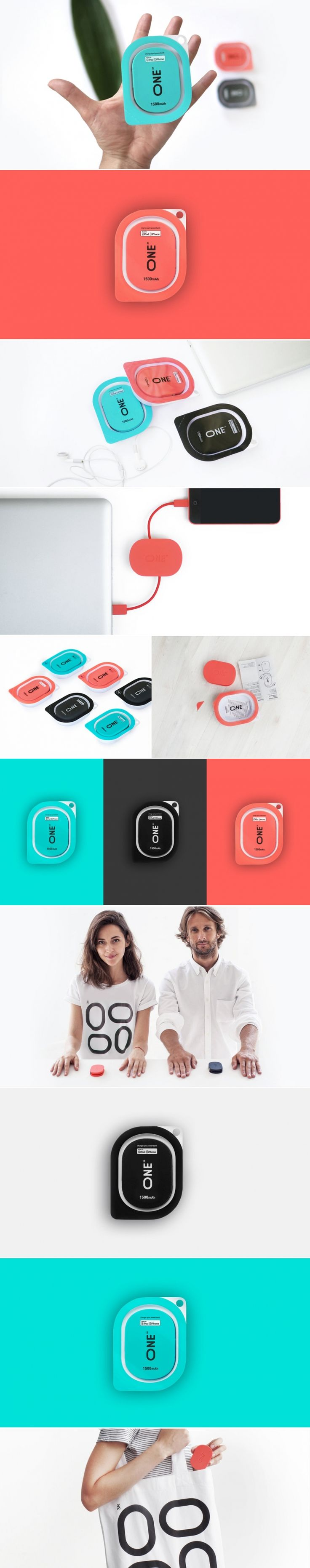 One iOS Lightning Charger — The Dieline - Branding & Packaging Design