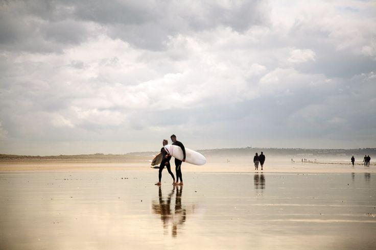 The vast beach at Saunton Sands © Seb Oliver / Getty