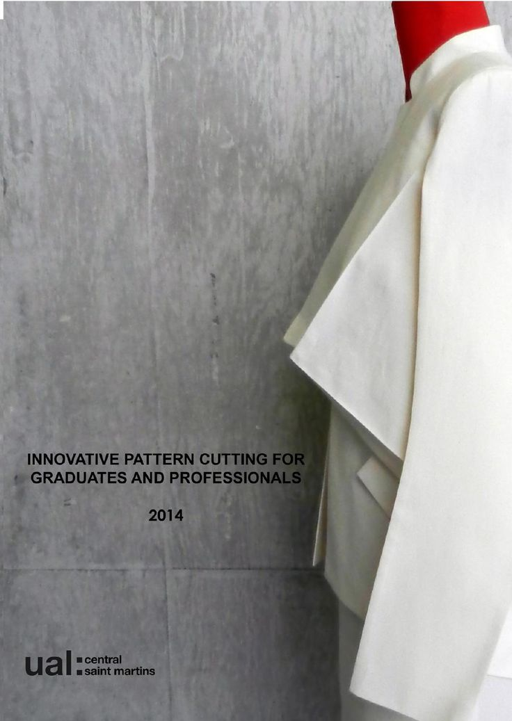 Innovative Pattern Cutting @ CSM