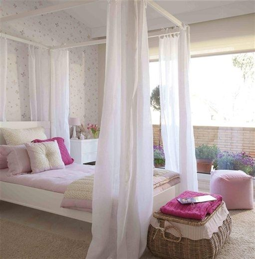 1347 Best Images About Girls Rooms On Pinterest